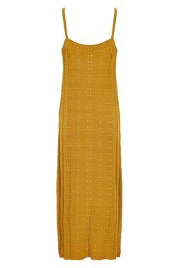 Nümph 7320813 NUAMALISA Dámské šaty 1024 HARVEST 1024 žlutá