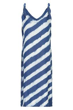 Nümph 7320818 NUBEEJA Dámské šaty 3010 L.B.DENIM modrá