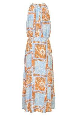Nümph 7320821 NUBALI Dámské šaty 6000 MULTI COL. mix barev barev