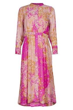 NÜmph 7320849 KYNDALL Dámské šaty růžové