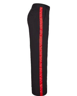 Nümph NEW ADDYSON Dámské kalhoty černé