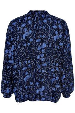 Nümph 7419004 ANNELIESE Dámská halenka tmavě modrá