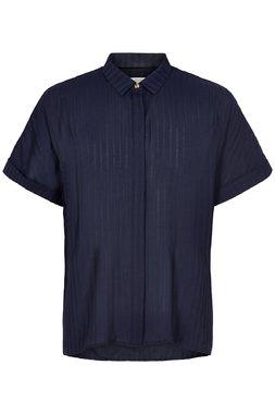 Nümph 7419013 MAHALIA Dámská košile tmavě modrá