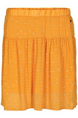 Nümph 7419106 LOUGENIA Dámská sukně žlutá