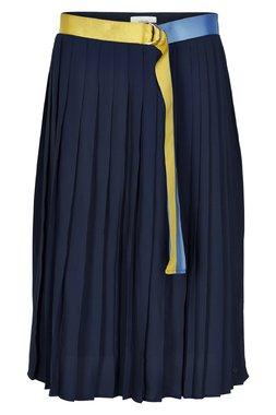 Nümph 7419109 LIESL Dámská sukně tmavě modrá