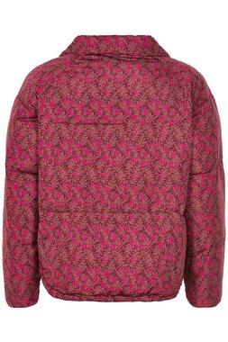 Nümph 7419903 LILLIE JACKET Dámská bunda růžová