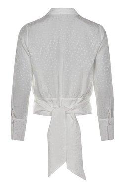 Nümph 7420006 NUBARBRO Dámská košile 9000 B. WHITE bílá