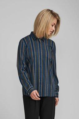 Nümph 7420008 NUBEHATI Dámská košile 3063 MOONLIT tmavě modrá