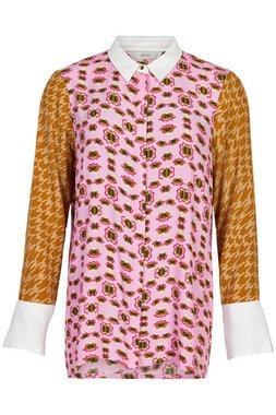 Nümph 7420016 NUBEIGE Dámská košile 2535 LILAC SAC růžová