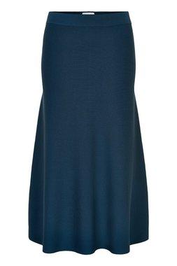 Nümph 7420101 NUBEVIN Dámská sukně 3063 MOONLIT tmavě modrá