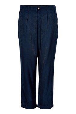 Nümph 7420610 NUBLAKE Dámské kalhoty 3063 MOONLIT tmavě modrá