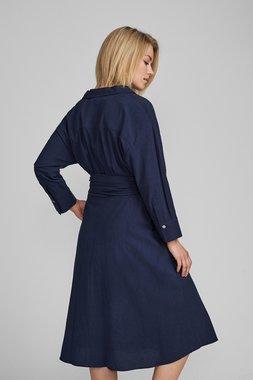 Nümph 7420801 NUBETHANY Dámské šaty 3063 MOONLIT modrá