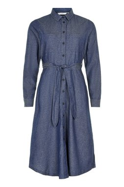 Nümph 7420802 NUBRINSLEY Dámské šaty 3063 MOONLIT tmavě modrá