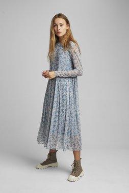 Nümph 7420809 NUBELLEROSE Dámské šaty 3064 CITADEL modrá