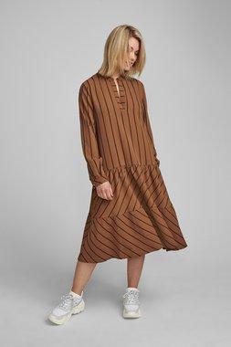 Nümph 7420816 NUBAHIRA Dámské šaty 5033 BRONZE BR hnědá