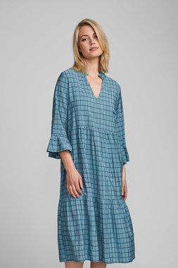 Nümph 7420827 NUBEULA Dámské šaty 3064 CITADEL modrá