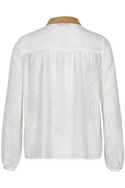 Nümph EABHA Dámská košile bílá