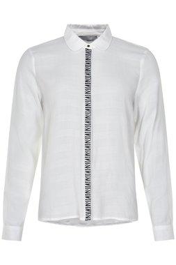 NÜmph 7519029 EMMALOU Dámská košile bílá