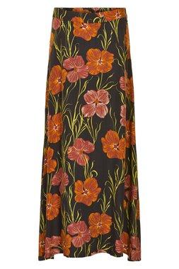 Nümph 7519106 MAGERY Dámská sukně hnědá