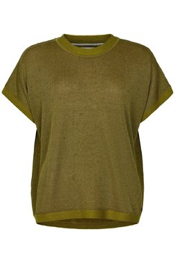 NÜmph 7519231 MEABH DARLENE Dámský svetr zelený