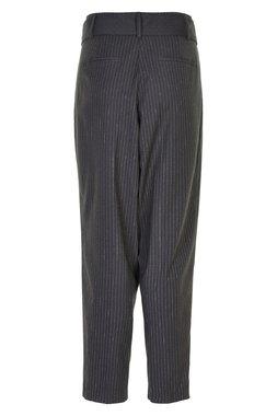 Nümph 7519606 MARGARETE Dámské kalhoty tmavě šedé
