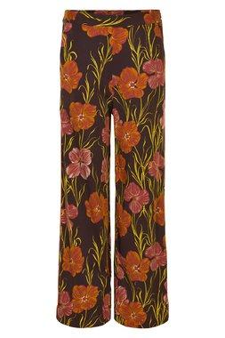 Nümph 7519607 MARIAM Dámské kalhoty hnědé