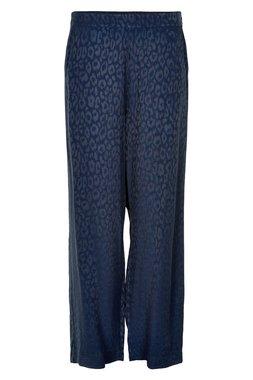 Nümph 7519617 MOSELLE Dámské kalhoty tmavě modré