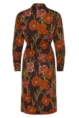Nümph 7519805 MARIAM Dámské šaty hnědé