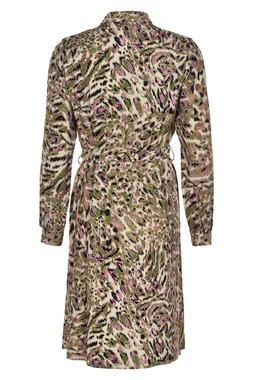 Nümph 7519828 FRAYDA Dámské šaty vícebarevné