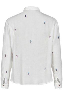 Nümph 7520011 NUBRAYLEE Dámská košile 9501 PRISTINE béžová