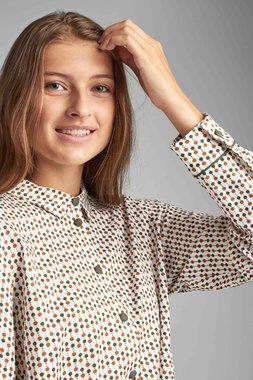 Nümph 7520018 NUBAYLEE Dámská košile 9501 PRISTINE béžová
