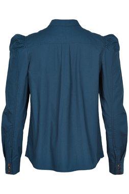 Nümph 7520019 NUBEATRIZ Dámská košile 3063 MOONLIT tmavě modrá