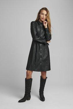 NÜmph 7520801 NUBELEN Dámské šaty 0000 CAVIAR černá