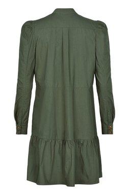Nümph 7520825 NUBEATRIZ Dámské šaty 4034 DEEP DEPHT zelená