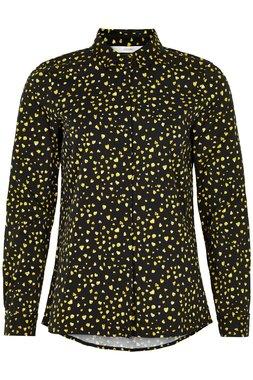 Nümph 7619017 NUJELLYPALM SHIRT Dámská košile černá