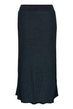 Nümph 7619101 NUMISTY SKIRT Dámská sukně černá