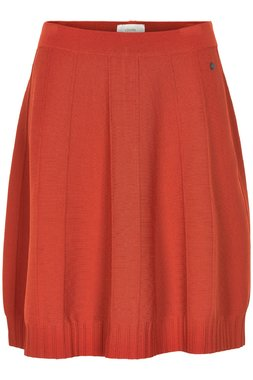 Nümph 7619103 NULILLYPILLY SKIRT Dámská sukně oranžová