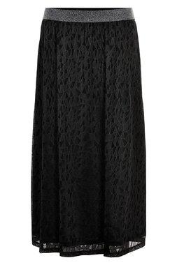 Nümph 7619106 NUMUIREANN SKIRT Dámská sukně černá
