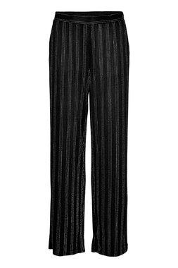 Nümph 7619613 NUGUNVARIT PANTS Dámské kalhoty černé