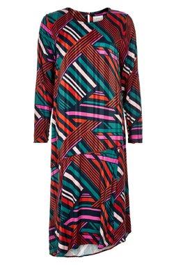 Nümph 7619801 NUNALANI DRESS Dámské šaty tmavě modré