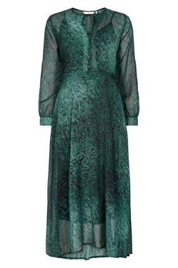 Nümph 7619808 NUMARISKA DRESS Dámské šaty petrolejové