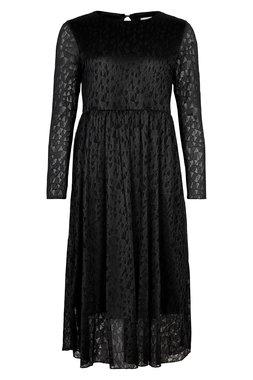 Nümph 7619809 NUMUIREANN DRESS Dámské šaty černé