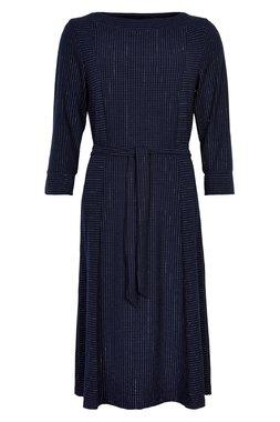 Nümph 7619820 NUMIRABEI JERSEY DRESS Dámské šaty tmavě modré