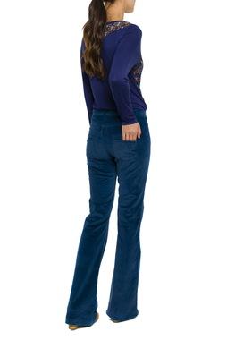 Smash EUSEBI dámské kalhoty modré