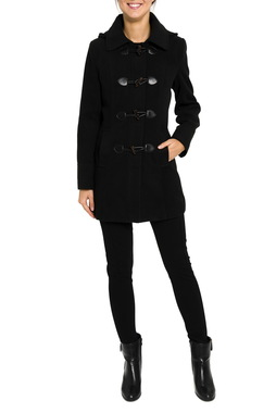 Smash ROSARI kabát černá