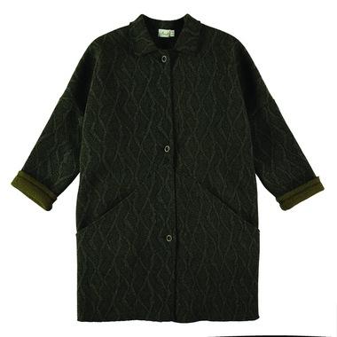 Mismash AGUSTI kabát khaki