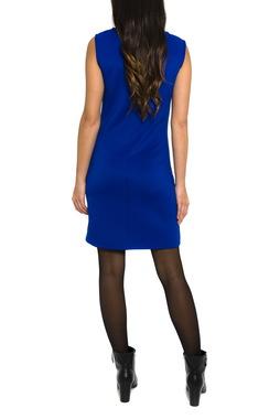 Smash BATISTA šaty bez rukávů modrá
