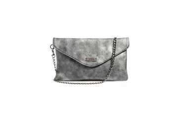 Smash YETTA kabelka stříbrná Glam&Shine jedna velikost