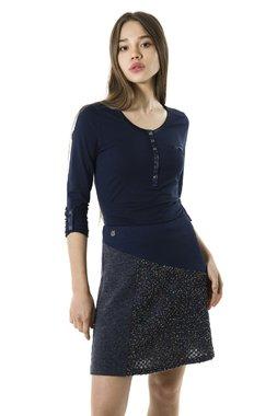Smash DADIT krátká sukně tmavě modrá