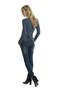 Smash IVY kalhoty/džíny modré